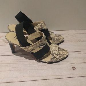 Beautiful sandals by Michael Kors 🍀🌸🌼